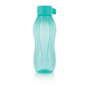Эко-бутылка (310 мл) в голубом цвете