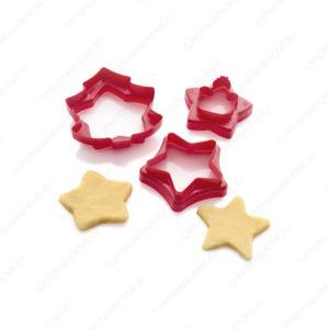 Формочки для печенья (3 шт.)