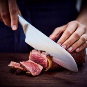 Нож сантоку «Люкс»